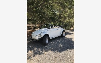 1968 Volkswagen Beetle Convertible for sale 101146450