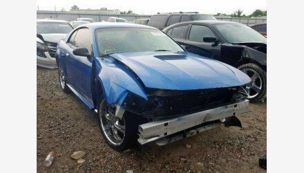 2000 Ford Mustang Coupe for sale 101146528