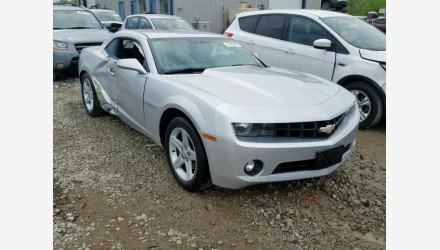 2012 Chevrolet Camaro LT Coupe for sale 101146589