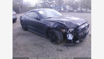 2017 Ford Mustang Coupe for sale 101146645