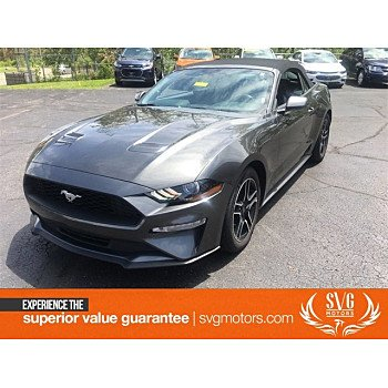 2018 Ford Mustang for sale 101146802