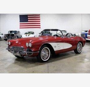 1961 Chevrolet Corvette for sale 101146812