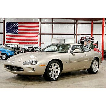 2000 Jaguar XK8 Coupe for sale 101146826
