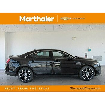 2014 Ford Taurus SHO AWD for sale 101146835
