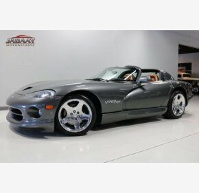2002 Dodge Viper RT/10 Roadster for sale 101146911