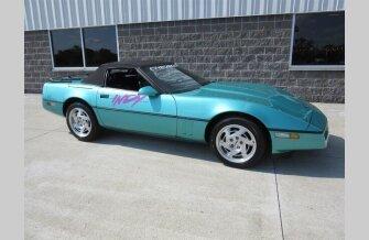 1990 Chevrolet Corvette Convertible for sale 101146963