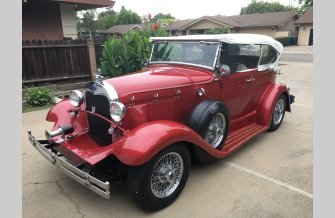 1931 Ford Model A-Replica for sale 101147061