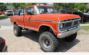 1977 Ford F250 4x4 Regular Cab for sale 101147076