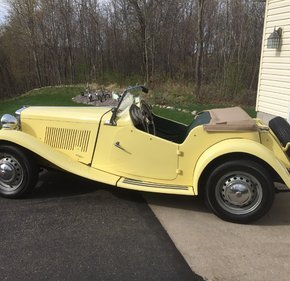 1952 MG MG-TD for sale 101147086