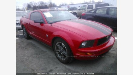 2009 Ford Mustang Coupe for sale 101147264