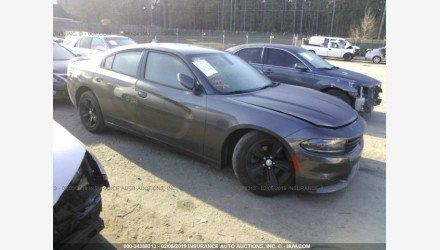 2016 Dodge Charger SXT for sale 101147297