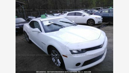 2014 Chevrolet Camaro LS Coupe for sale 101147348
