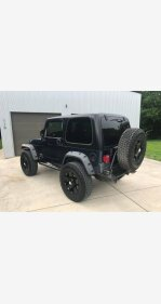 2005 Jeep Wrangler 4WD X for sale 101147369