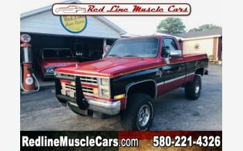 1987 Chevrolet C/K Truck 4x4 Regular Cab 1500 for sale 101147413
