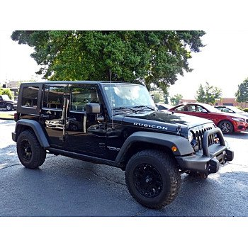 2010 Jeep Wrangler 4WD Unlimited Rubicon for sale 101147422