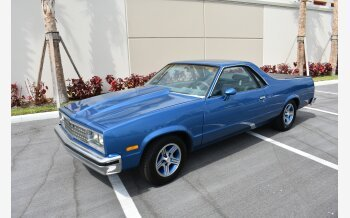 1983 Chevrolet El Camino V8 for sale 101147544