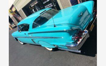 1958 Chevrolet Impala Coupe for sale 101147546