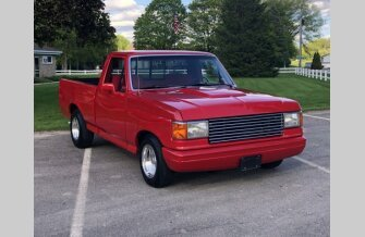 1987 Ford F150 for sale 101147556