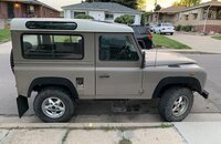 1990 Land Rover Defender 90 for sale 101147725