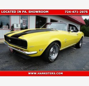 1968 Chevrolet Camaro for sale 101147764