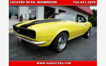 1968 Chevrolet Camaro for sale 101147764