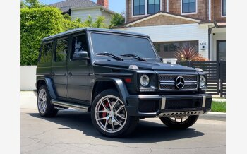 2016 Mercedes-Benz G65 AMG 4MATIC for sale 101147875