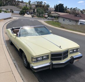 1975 Pontiac Grand Ville for sale 101147877