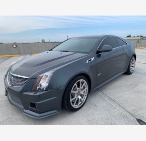 2011 Cadillac CTS V Coupe for sale 101147926