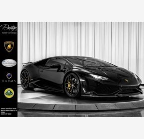 2016 Lamborghini Huracan LP 610-4 Coupe for sale 101147997