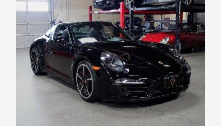 2015 Porsche 911 Targa 4S for sale 101148056
