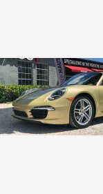 2014 Porsche 911 Carrera Cabriolet for sale 101148085
