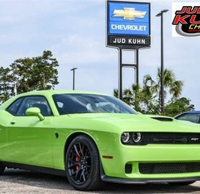 2015 Dodge Challenger SRT Hellcat for sale 101148204