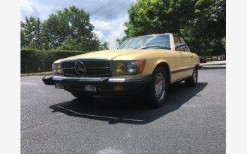 1983 Mercedes-Benz 380SL for sale 101148220