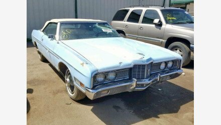 1972 Ford LTD for sale 101148419