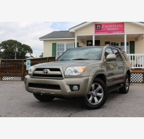 2006 Toyota 4Runner 4WD Limited for sale 101148621