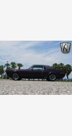 1967 Mercury Cougar for sale 101148735