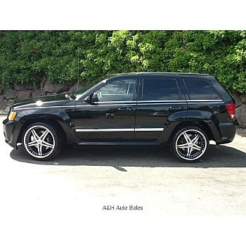 2008 Jeep Grand Cherokee 4WD SRT8 for sale 101148817