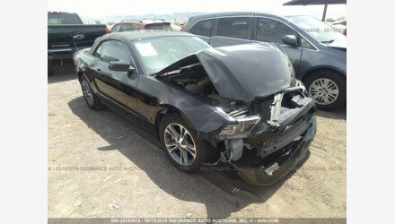 2014 Ford Mustang Convertible for sale 101149275