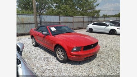 2008 Ford Mustang Convertible for sale 101150068