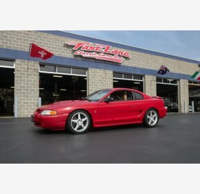 1997 Ford Mustang Cobra Coupe for sale 101150157