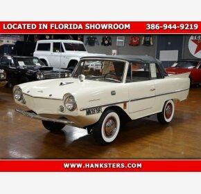 1967 Amphicar 770 for sale 101150180