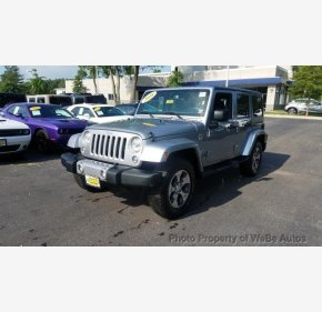 2018 Jeep Wrangler JK 4WD Unlimited Sahara for sale 101150256