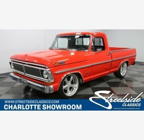 1970 Ford F100 for sale 101150271