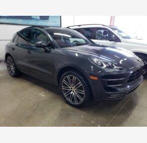 2017 Porsche Macan Turbo for sale 101150285