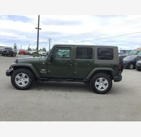 2008 Jeep Wrangler 4WD Unlimited Sahara for sale 101150295