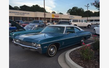 1968 Chevrolet Impala Coupe for sale 101150306