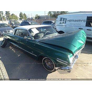 1963 Chevrolet Impala for sale 101150617