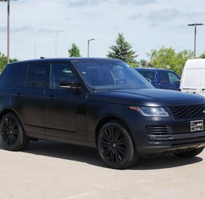 2019 Land Rover Range Rover Supercharged for sale 101150709