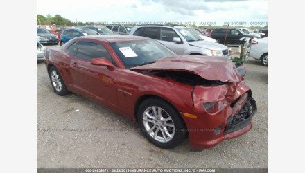 2014 Chevrolet Camaro LS Coupe for sale 101150953