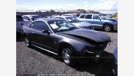 2003 Ford Mustang Coupe for sale 101150961